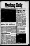 Mustang Daily, October 4, 1971