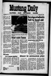Mustang Daily, October 7, 1971