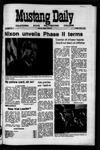 Mustang Daily, October 8, 1971