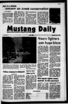 Mustang Daily, October 12, 1971