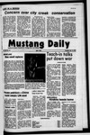 Mustang Daily, October 14, 1971
