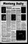 Mustang Daily, October 26, 1971