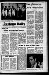 Mustang Daily, November 1, 1971