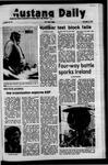 Mustang Daily, November 2, 1971