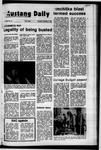 Mustang Daily, November 8, 1971