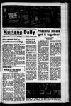 Mustang Daily, November 9, 1971