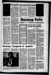 Mustang Daily, November 11, 1971