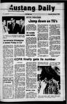 Mustang Daily, November 17, 1971