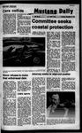 Mustang Daily, November 18, 1971