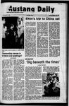 Mustang Daily, November 30, 1971