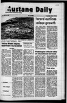 Mustang Daily, January 19, 1972