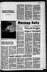 Mustang Daily, January 20, 1972