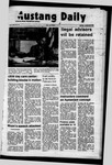 Mustang Daily, January 24, 1972