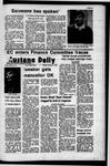 Mustang Daily, January 31, 1972