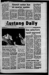 Mustang Daily, February 2, 1972