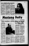 Mustang Daily, February 17, 1972
