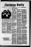Mustang Daily, February 29, 1972