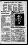 Mustang Daily, March 6, 1972