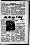 Mustang Daily, March 29, 1972
