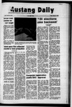 Mustang Daily, March 31, 1972