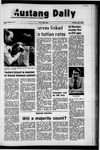 Mustang Daily, April 3, 1972