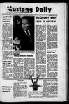 Mustang Daily, April 6, 1972