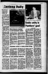 Mustang Daily, April 10, 1972