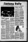 Mustang Daily, April 11, 1972