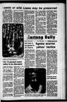 Mustang Daily, April 12, 1972
