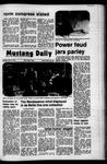 Mustang Daily, April 13, 1972