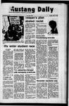 Mustang Daily, April 17, 1972