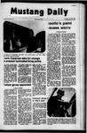 Mustang Daily, April 18, 1972