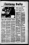 Mustang Daily, April 20, 1972
