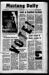 Mustang Daily, April 24, 1972