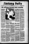 Mustang Daily, April 26, 1972