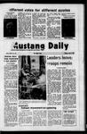 Mustang Daily, May 2, 1972