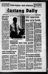 Mustang Daily, May 5, 1972