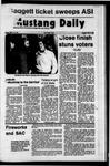 Mustang Daily, May 8, 1972