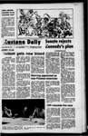 Mustang Daily, May 18, 1972
