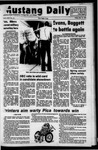 Mustang Daily, May 19, 1972