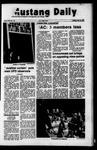Mustang Daily, May 22, 1972