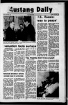 Mustang Daily, May 23, 1972