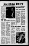 Mustang Daily, May 24, 1972