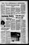 Mustang Daily, May 26, 1972