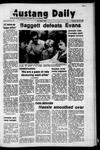 Mustang Daily, May 30, 1972
