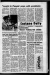 Mustang Daily, May 31, 1972