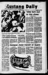 Mustang Daily, June 1, 1972