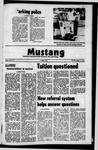 Mustang, August 17, 1972