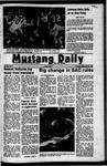 Mustang Daily, September 26, 1972