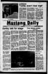 Mustang Daily, September 27, 1972